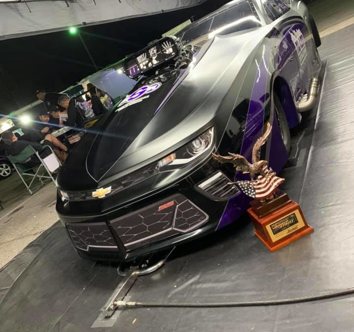 Salemi Debuts New Radial Vs The World Race Car|Victorious|World Street Nationals |Orlando Speed World