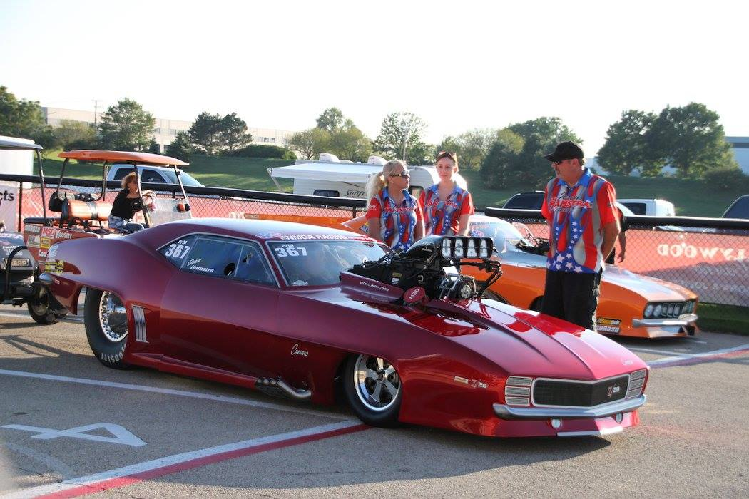 Hamstra Untouchable/ Heartland Motorsports Park/ Mid-West Pro Mod Series