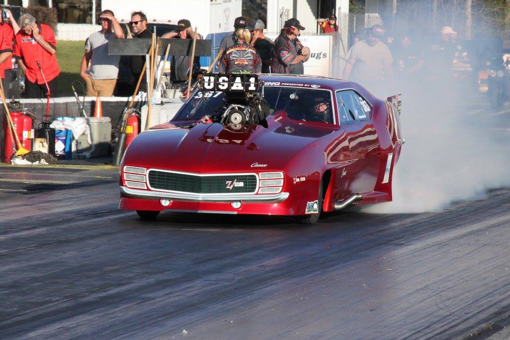 Jason Hamstra Picks Up The Win/ NMCA All American Nationals