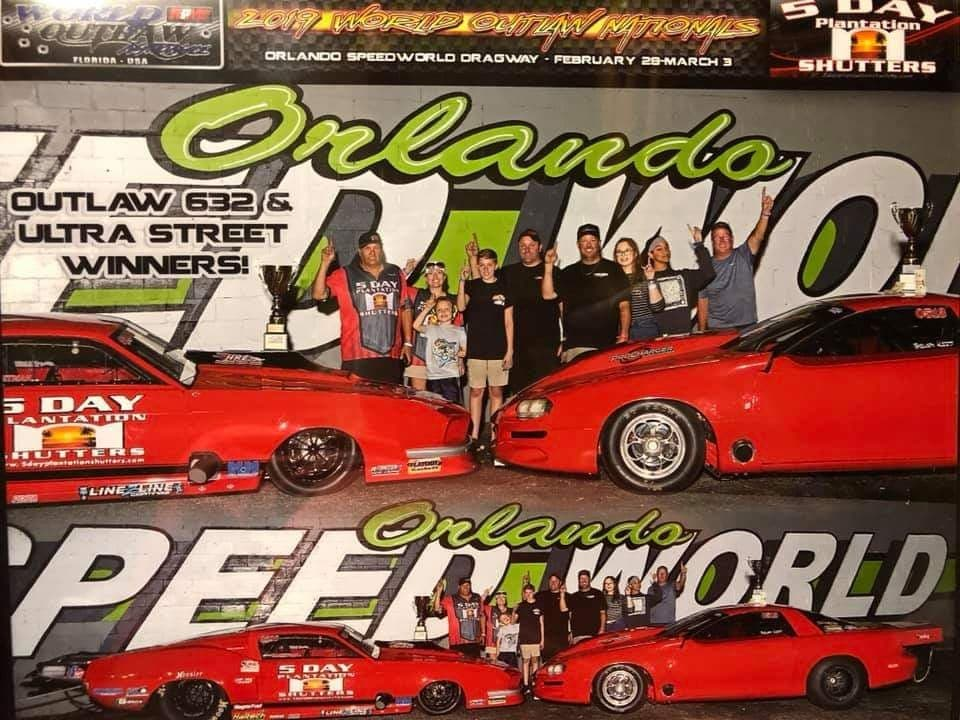 Hameetman & Keep Pick Up Big Wins/ World Outlaw Nationals/ Orlando Speed World
